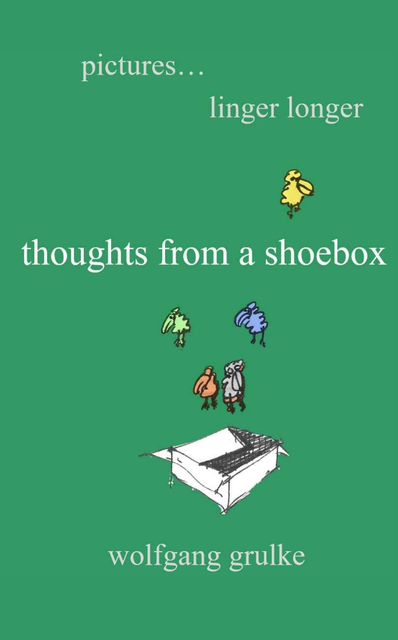 Thoughts from a shoebox: Part 2