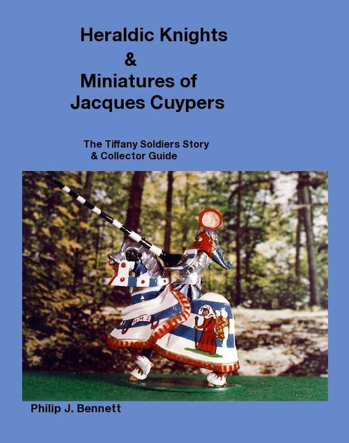 Heraldic Knights & Miniatures of Jacques Cuypers