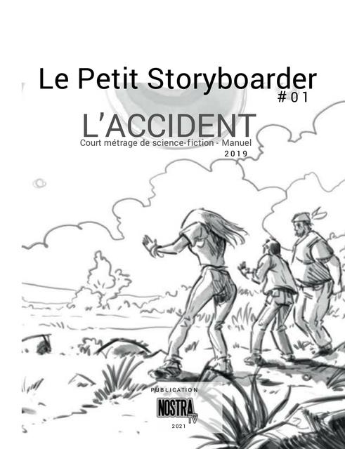LE PETIT STORYBOARDER #01