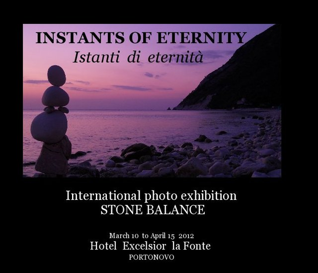 INSTANTS OF ETERNITY Istanti di eternità