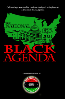 National Black Agenda book cover