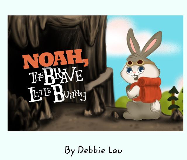Noah, The Brave Little Bunny