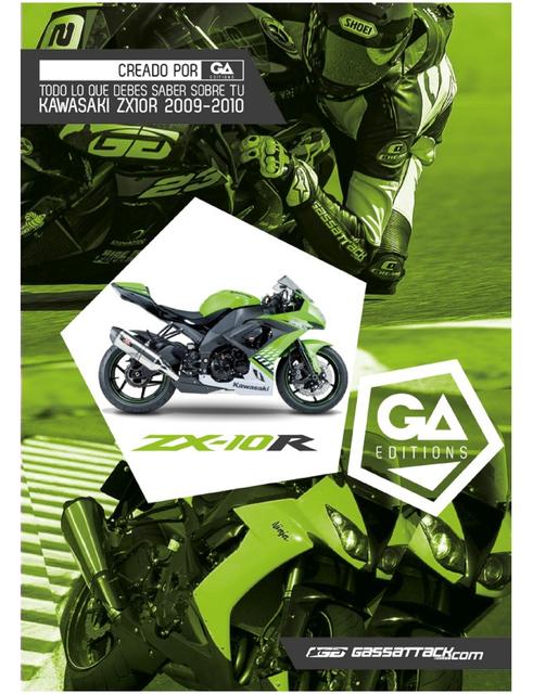 Todo lo que querías saber sobre tu Kawasaki ZX-10R 2008-2010