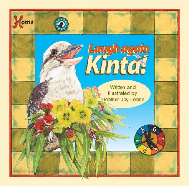 Laugh again, Kinta!