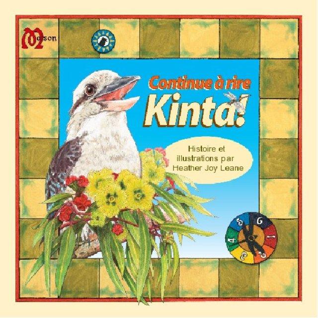 Continue à rire, Kinta!