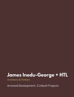 James Inedu-George and HTL book cover