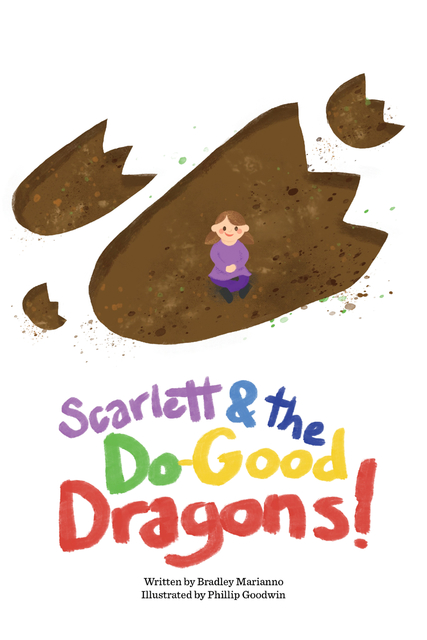 Scarlett and the Do-Good Dragons