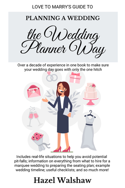 Planning a Wedding the Wedding Planner Way