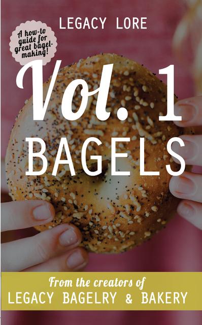 Legacy Lore Volume 1 Bagels