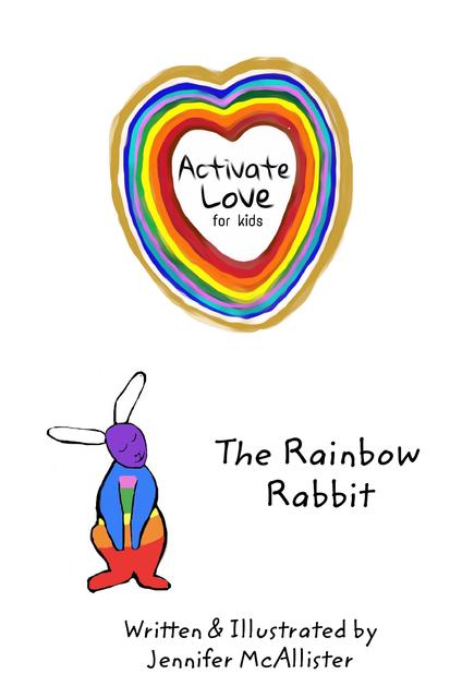 The Rainbow Rabbit