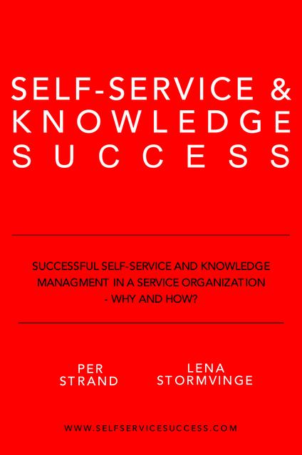 SELF-SERVICE & KNOWLEDGE SUCCESS