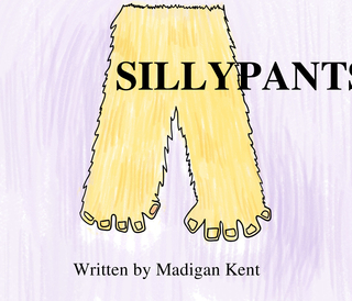 SILLYPANTS book cover