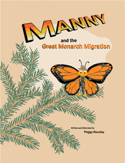 Manny and the Great Monarch Migration book cover