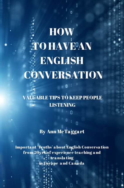 How To Have An English Conversation