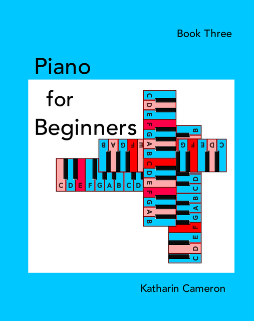 Piano for Beginners - Book Three