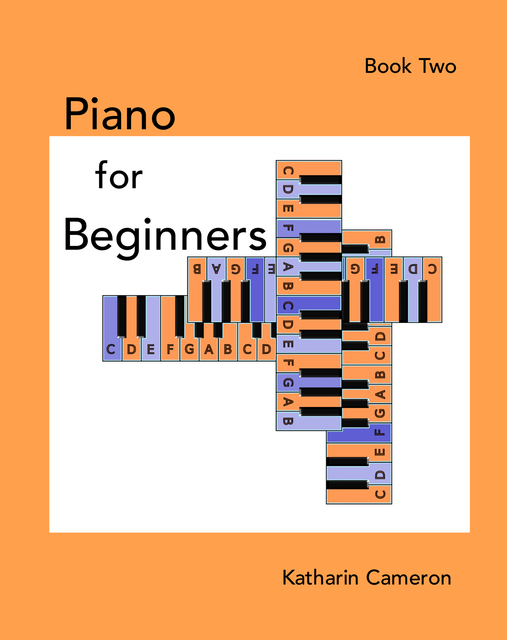 Piano for Beginners Book Two