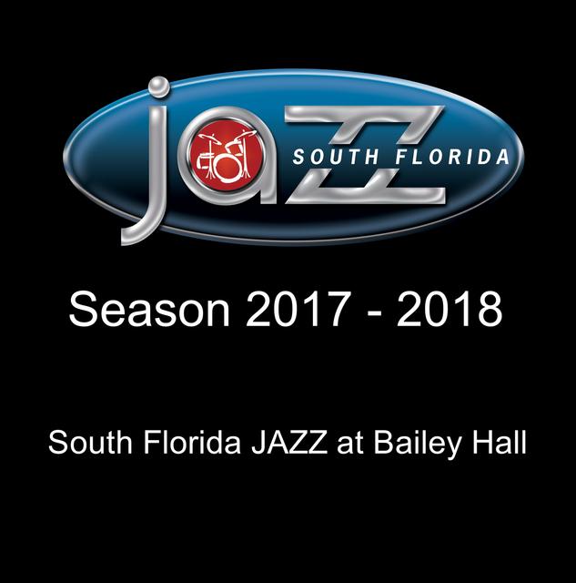 South Florida JAZZ Season 26 Commemorative Book