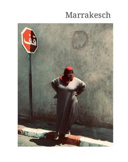 Travel Book - Marrakesch book cover
