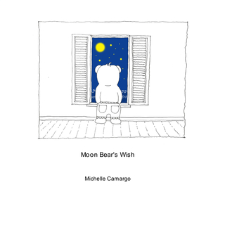 Moon Bear's Wish book cover