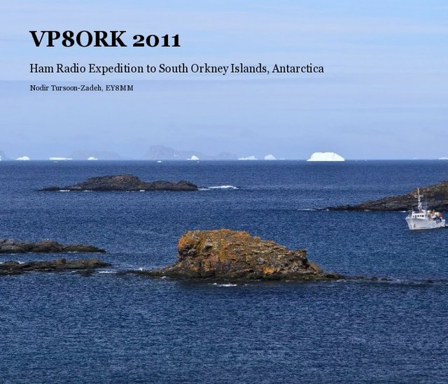VP8ORK Expedition 2011