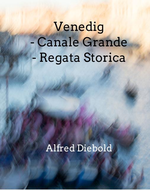 Venedig - Canale Grande - Regata Storica