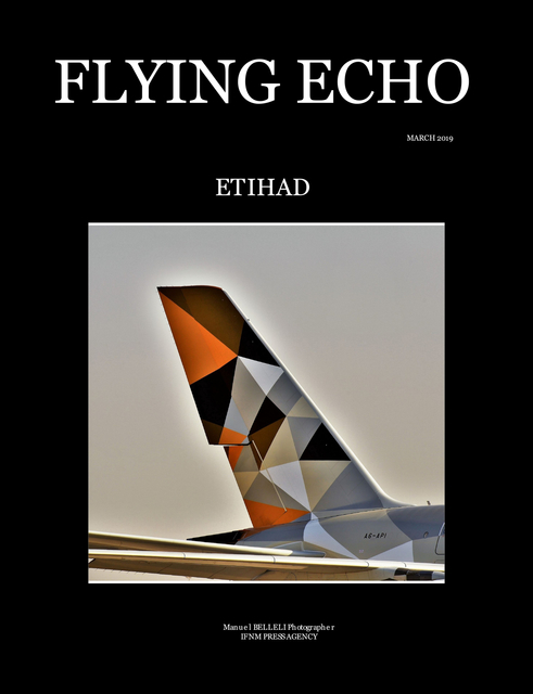 Flying Echo Photo Magazine March 2019