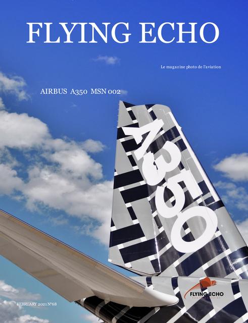 Flying Echo Photo Magazine FEBRUARY 2021