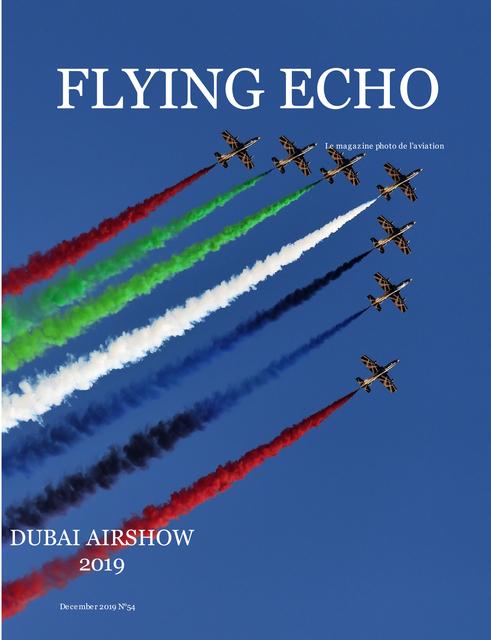 Flying Echo Photo Magazine December 2019