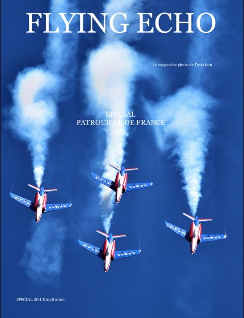 Spécial Patrouille de France April 2020