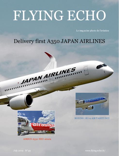 Flying Echo Photo Magazine JULY 2019 N°49