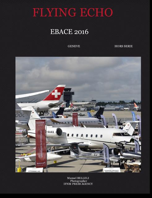 FLYING ECHO / SALON EBACE 2016 /  GENEVE