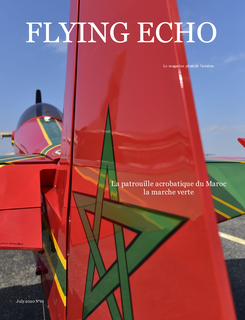 Flying Echo Photo Magazine July 2020 N°61 book cover