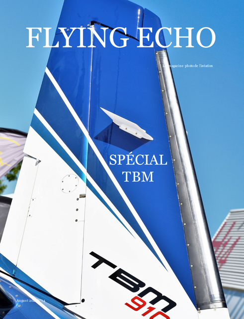 Flying Echo Photo Magazine August 2021 N°74