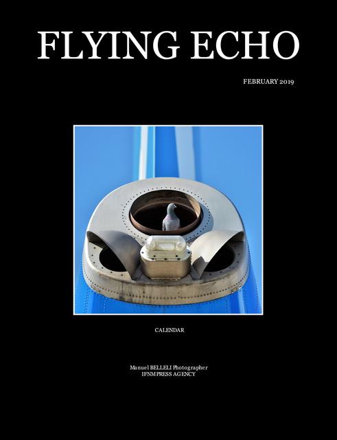Flying echo photo magazine FEBRUARY 2019