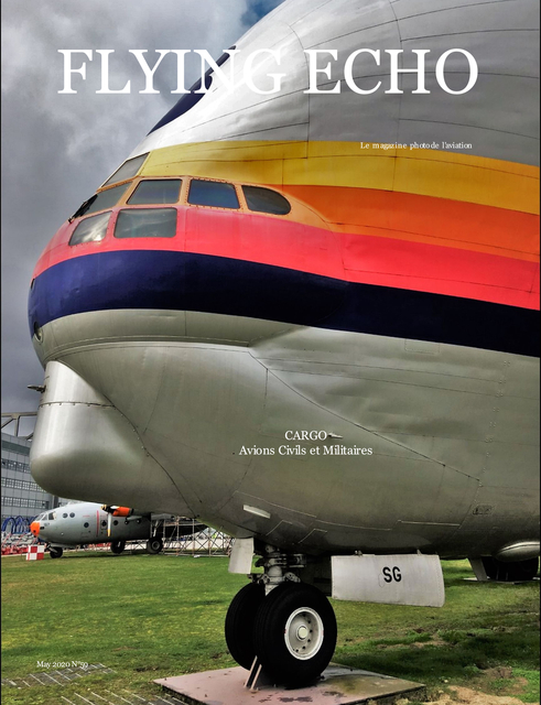 Flying Echo Photo Magazine May 2020 N°59