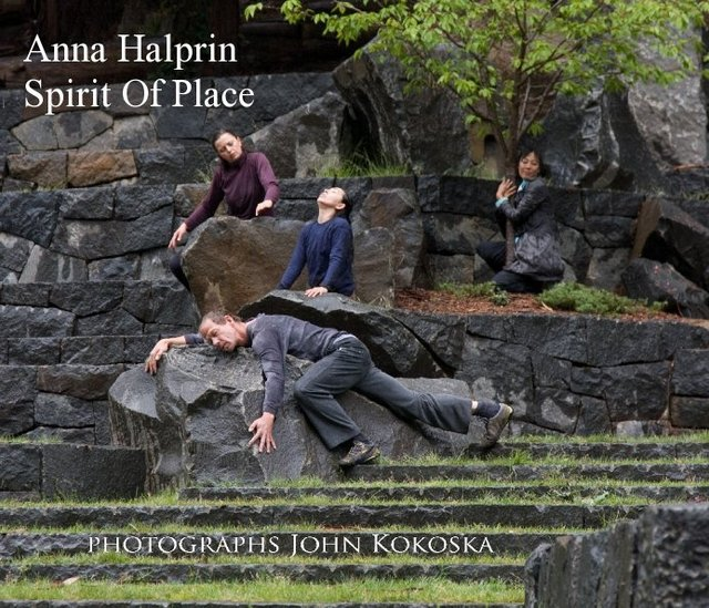 Anna Halprin Spirit Of Place