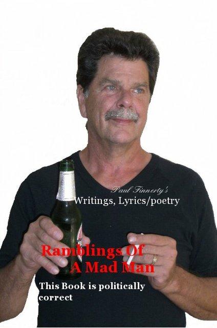 Paul Finnerty's Writings, Lyrics/poetry