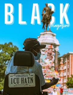 BLACK Magazine issue 4 book cover