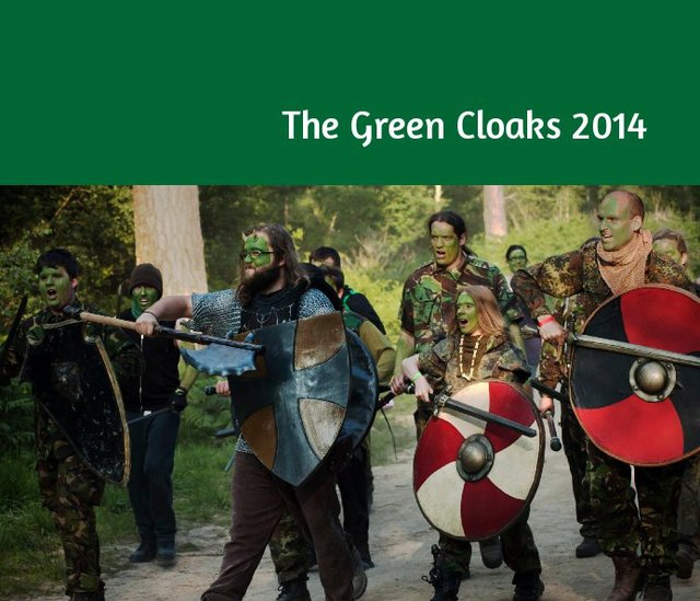 The Green Cloaks 2014