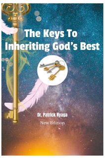 The Keys To Inheriting God's Best book cover