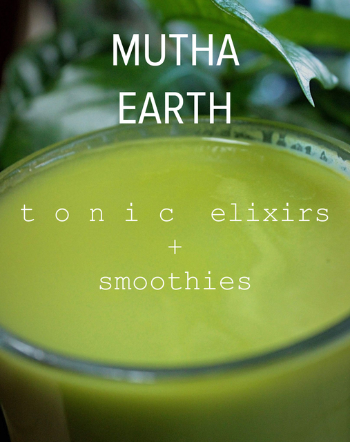 MUTHA EARTH SuperFOODS