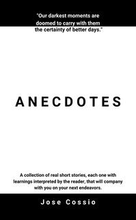 Anecdotes book cover