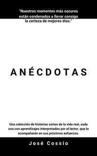 Anécdotas book cover