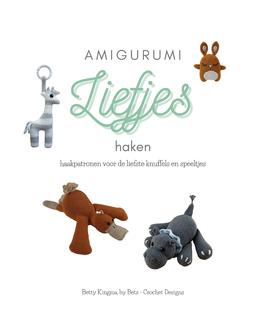 Amigurumi Liefjes Haken book cover