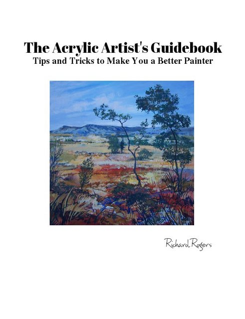 The Acrylic Artist's Guidebook