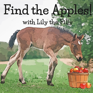 Find the Apples! book cover