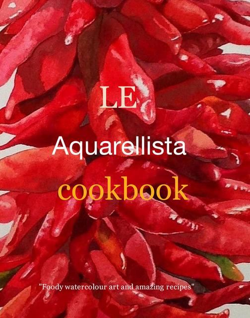 LE Aquarellista cookbook
