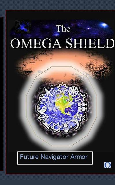 The Omega Shield (Future Navigator Armor)
