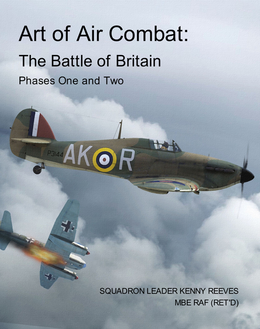 Battle of Britain Day by Day - an Art of Air Combat Illustrated History