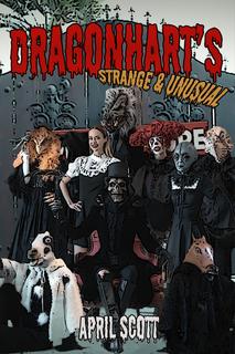 Dragonhart's: Strange & Unusual book cover